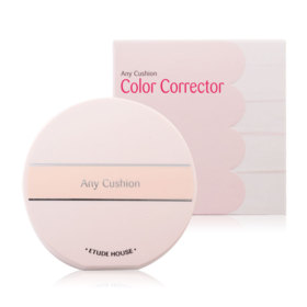 Etude House Any Cushion Color Corrector SPF34 PA++ 14g #Illuminate