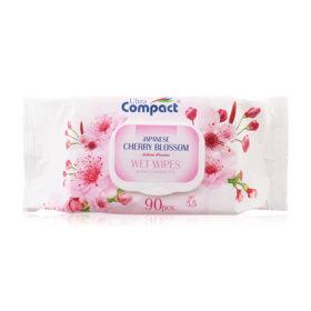 Brita Wet Wipes Japanese Cherry Blossom 90pcs