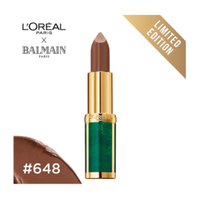 LOreal Paris Color Riche X Balmain 3.9g #648 Glammazone