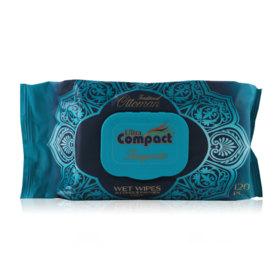 Brita Ottoman Turquoise Wet Wipes 120pcs