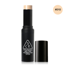 3CE Melting Foundation Stick SPF30 PA++ 14g #010