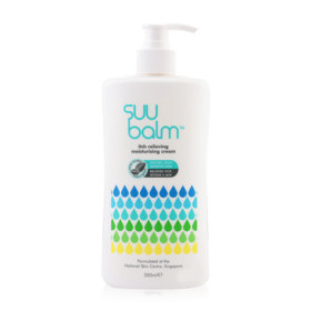 Suu balm Moisturising Cream 350ml