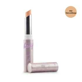 Cute Press 1-2 Beautiful LongLasting Cover Concealer Stick #02 NaturalBeige