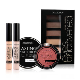 Collection Powerful Color Set 5 Items