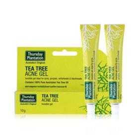 แพ็คคู่ Thursday Plantation Tea Tree Acne Gel (10g x 2pcs)