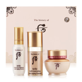 The History of Whoo Special Gift Set Bichup Royal Anti Aging kit 3 Items