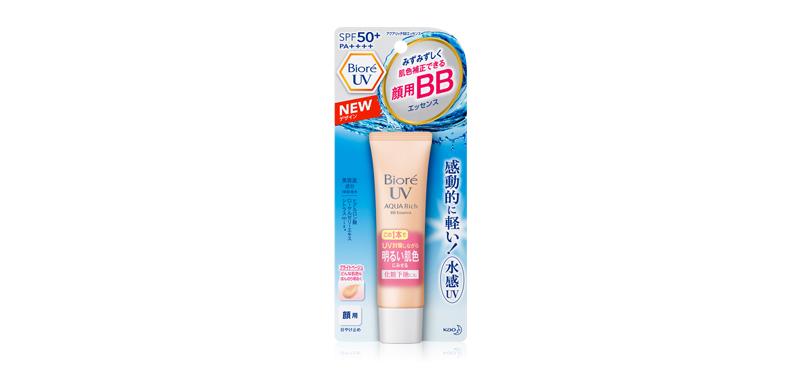 Biore UV Aqua Rich BB Essence SPF50+/PA++++ 33ml