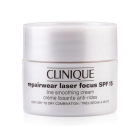 Clinique Repairwear Laser Focus SPF15 Line Smoothing Cream 15ml (No Box)