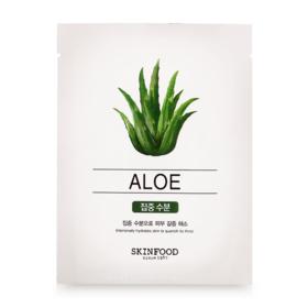 Skinfood Beauty In A Food Mask Sheet 18ml #Aloe
