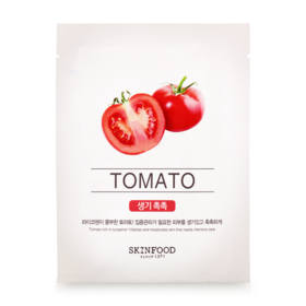 Skinfood Beauty In A Food Mask Sheet 18ml  #Tomato