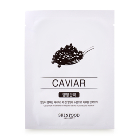 Skinfood Beauty In A Food Mask Sheet 18ml  #Caviar