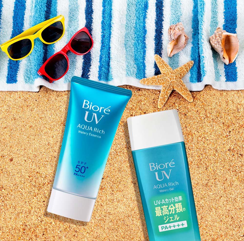 Biore UV Aqua Rich Watery Gel SPF 50+/PA++++