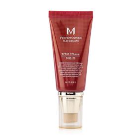 Missha Perfect Cover B.B Cream SPF42/PA+++ 50ml #No.21 Light Beige