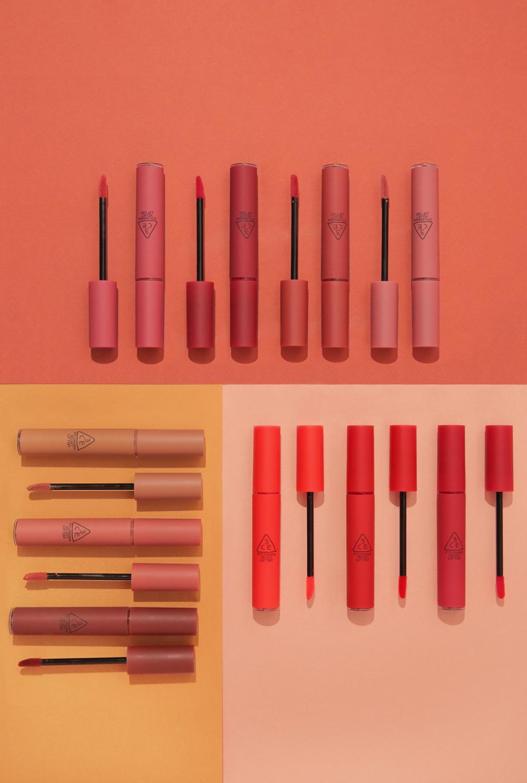 3CE Velvet Lip Tint #Taupe_1