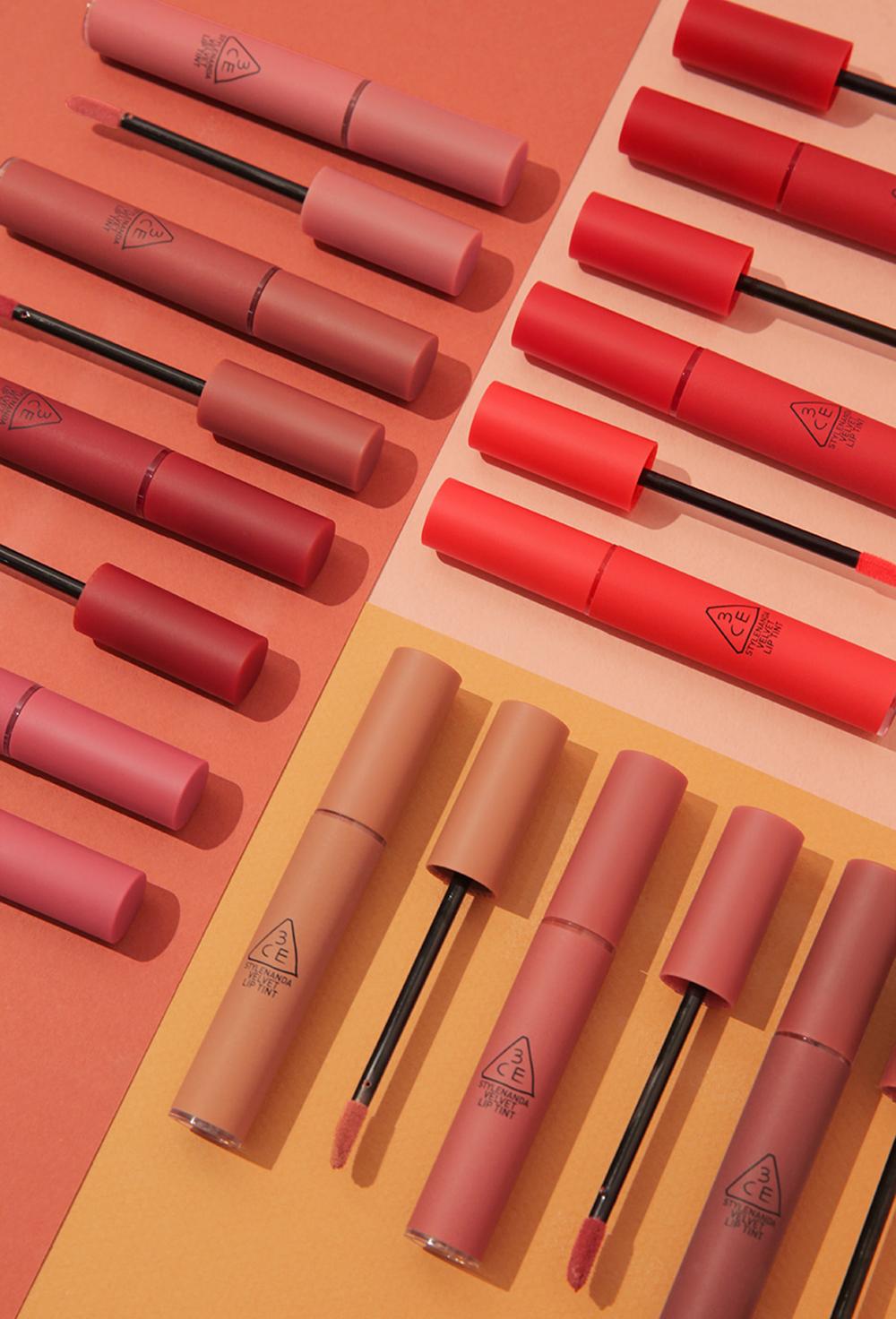3CE Velvet Lip Tint #Taupe_2