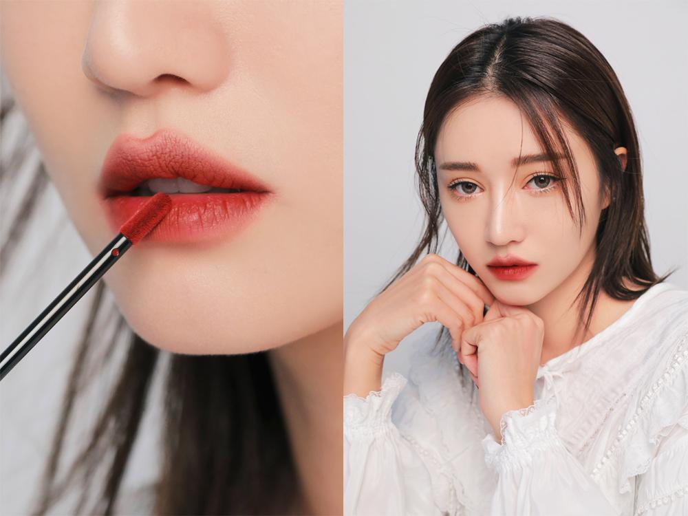 3CE Velvet Lip Tint #Taupe_4