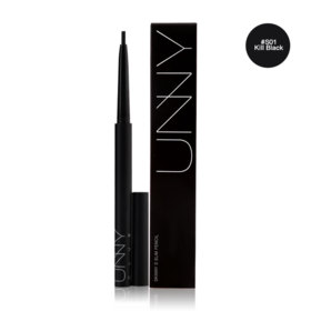 UNNY CLUB Skinny S Slim Pencil 0.14g #S01 Kill Black