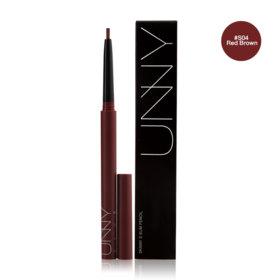 UNNY CLUB Skinny S Slim Pencil 0.14g #S04 Red Brown