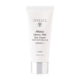 AFELEIA Nature Mild Sun Cream SPF50+/PA+++ 50ml