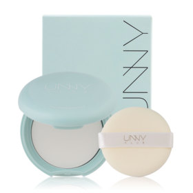 UNNY CLUB Full Cover Pore Pact Oil-Free Lightweight & Refreshing Skin
