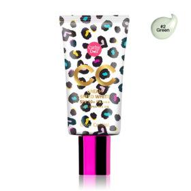 Cathy Doll Speed White CC Cream SPF50+ PA+++ 50g #2 Green