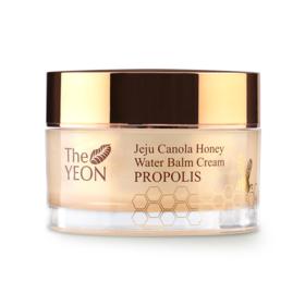 The Yeon Jeju Canola Honey Water Balm Cream Propolis 50g