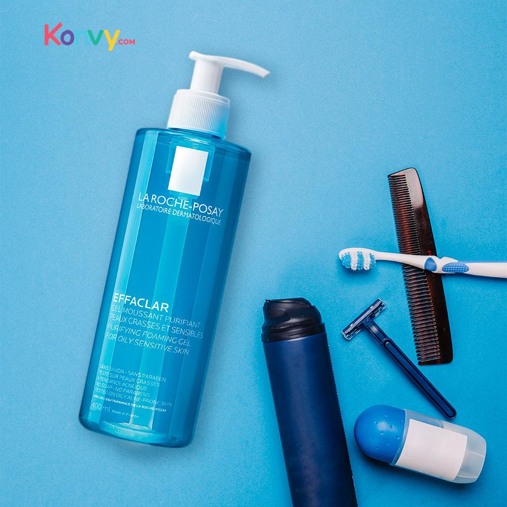 La Roche Posay Acne Cleansing Effaclar Gel 400ml