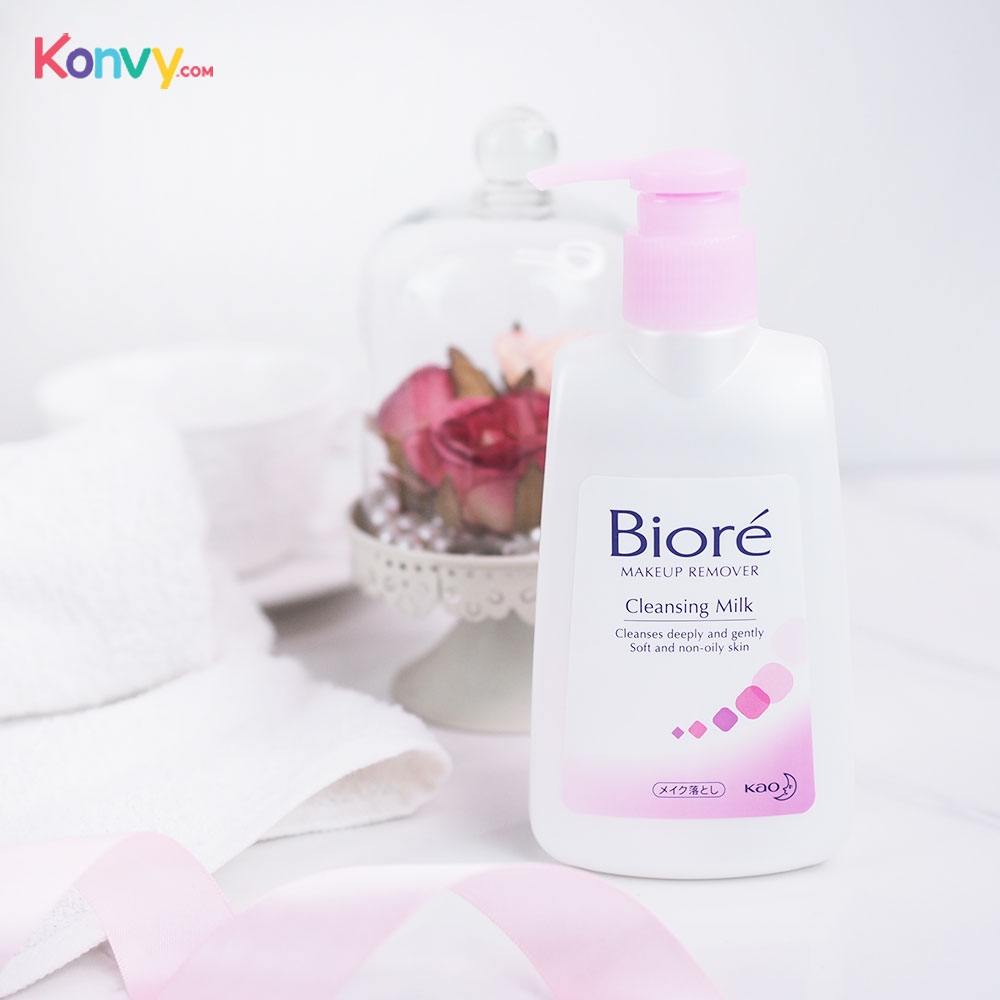 Biore Cleansing Milk