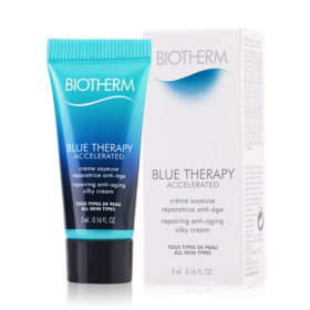 Biotherm Blue Therapy Accelerated Repairing Anti-Aging Silky Cream 5ml