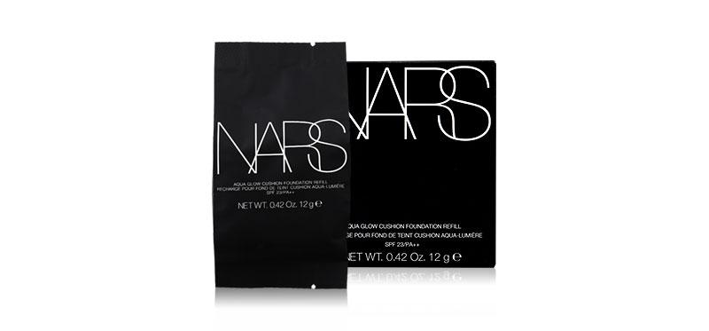 �ล�าร���หารู��า�สำหรั� NARS Aqua Glow Cushion Foundation
