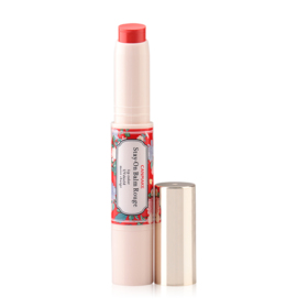 Canmake Stay-On Balm Rouge Lip Color UV Shield Moist Charge 2.7g #14 Popy Bouquet