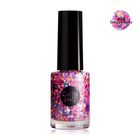 Cathy Doll Nail Glitter 6ml (A) #05 Let's Go Party