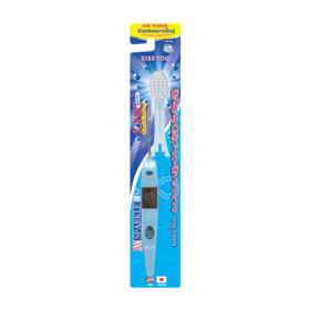 Sparkle Ionic Wide-Head Toothbrush #Blue (SK0343)