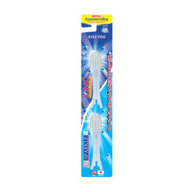 Sparkle Ionic Wide-Head Toothbrush #Blue (Refill) (SK0344)