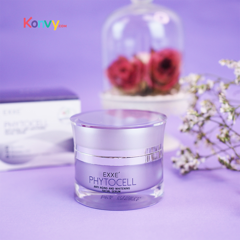 Exxe Phytocell Anti-Aging And Whitening Facial Serum 30g_1