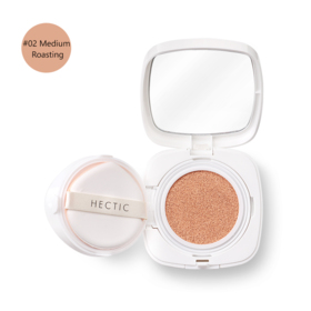 Hectic Waterfull Glow Pm Cushion 14g #02 Medium Roasting