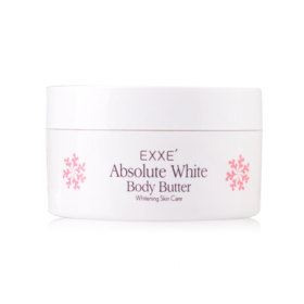 Exxe Absolute White Body Butter Whitening Skin Care 150g