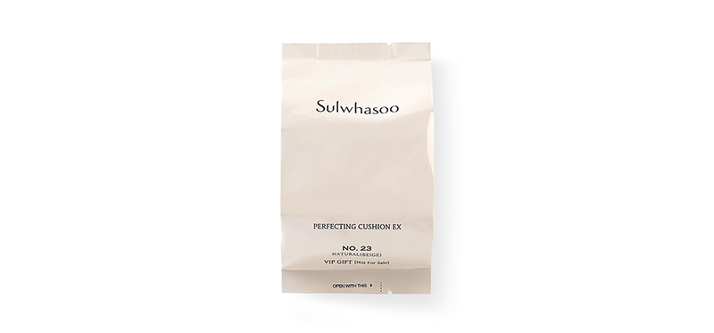 Sulwhasoo Perfecting Cushion EX SPF50+/PA+++ 5g No.23 Natural (Beige)