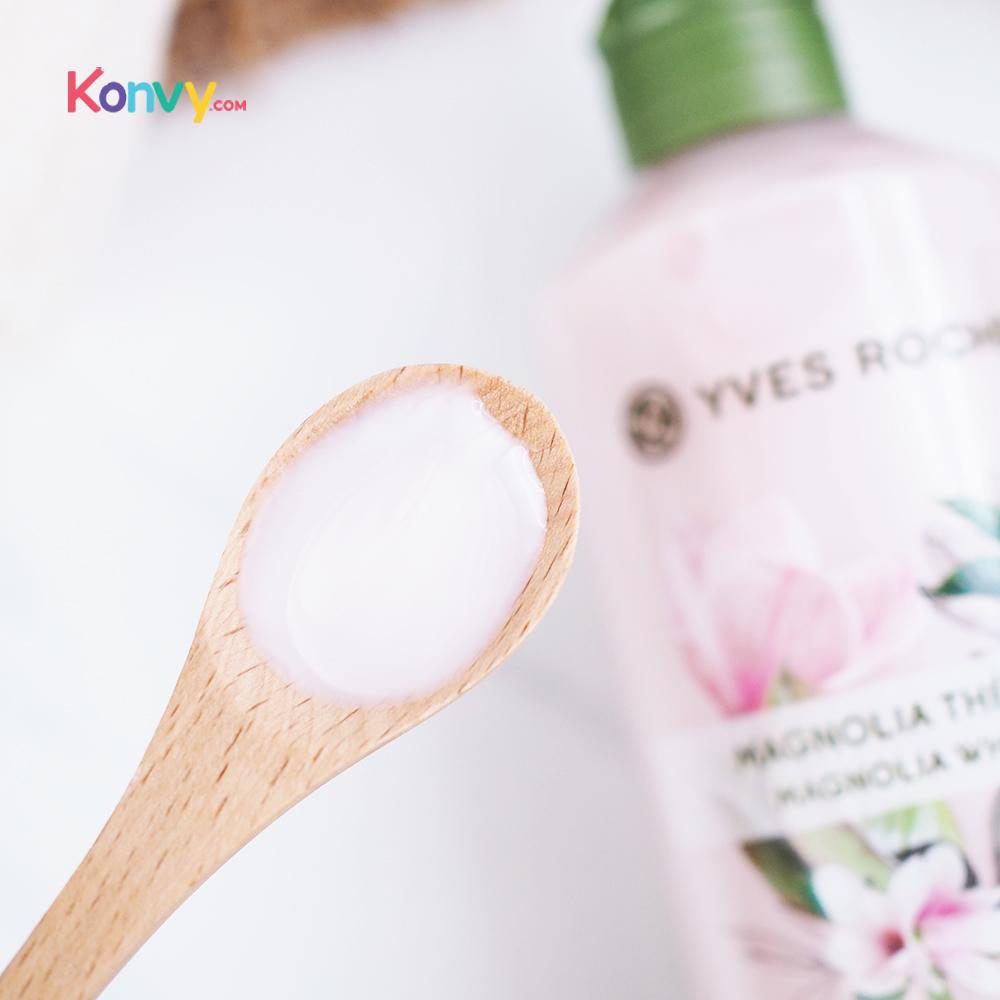 Yves Rocher Relaxing Bath & Shower Gel 400ml #Magnolia White Tea_2