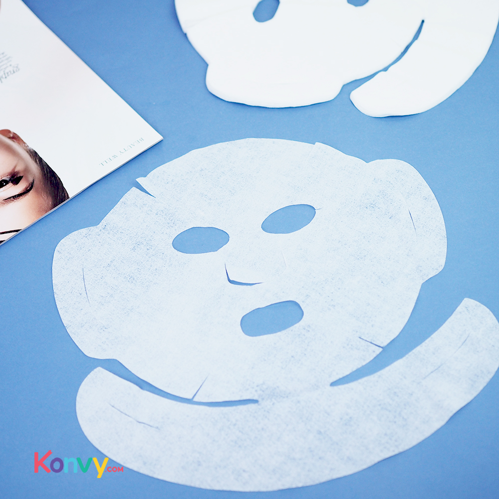 Great Cotton Facial & Neck Mask 10 sheets