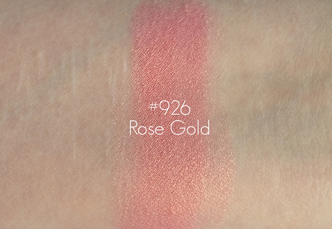 Sleek MakeUP Blush #926 Rose Gold_3