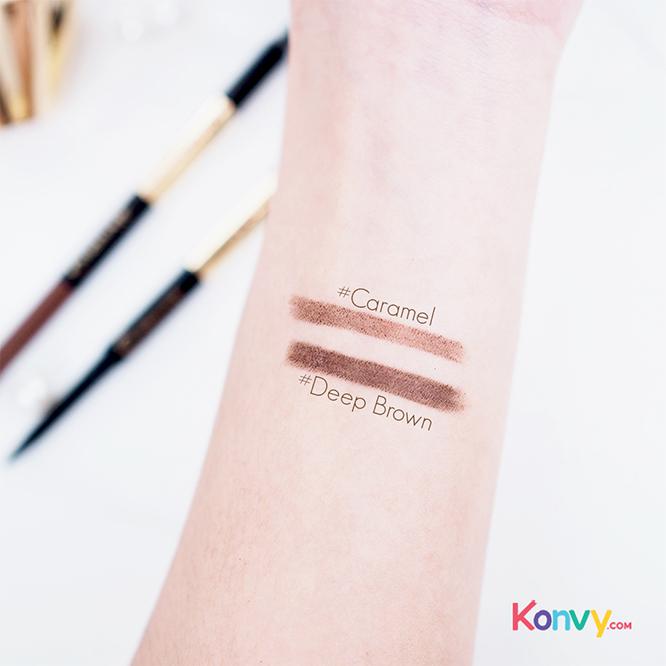 Cosluxe SlimBrow Pencil #Deep Brown_3