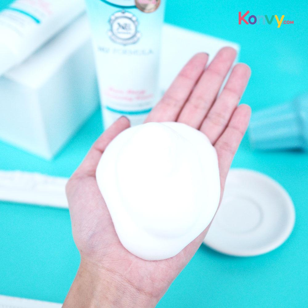 แพ็คคู่ Nu Formula Pore Deep Cleansing Foam (120g x 2pcs)_2