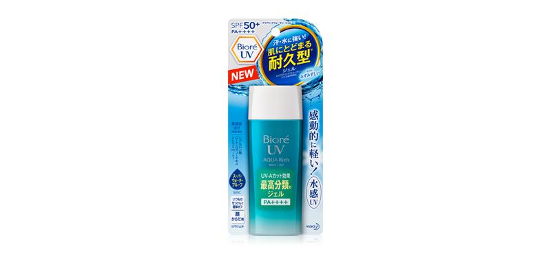 Biore UV Aqua Rich Watery Gel SPF 50+/PA++++ 90ml