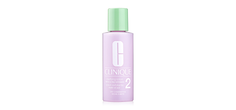 Clinique Clarifying Lotion Twice A Day Exfoliator (2) 60ml