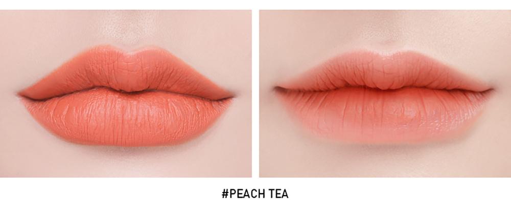 �ล�าร���หารู��า�สำหรั� 3CE Soft Lip Lacquer Peach tea
