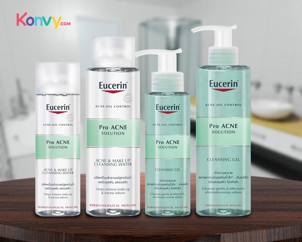 Eucerin Pro Acne Cleansing Gel 200ml