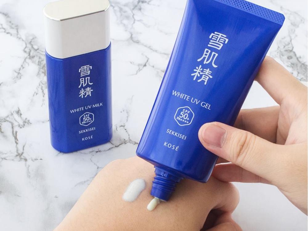 �ล�าร���หารู��า�สำหรั� Kose SEKKISEI White UV gel