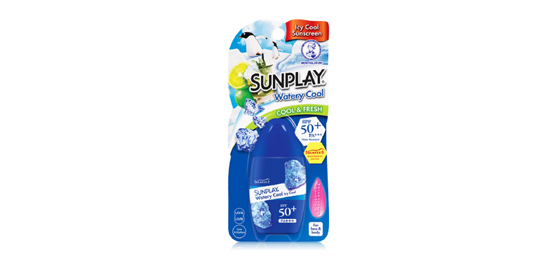 Sunplay Watery Cool SPF50/PA+++ 35g
